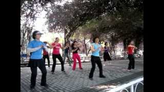 Itaewon Freedom-Line Dance (Apr 11)