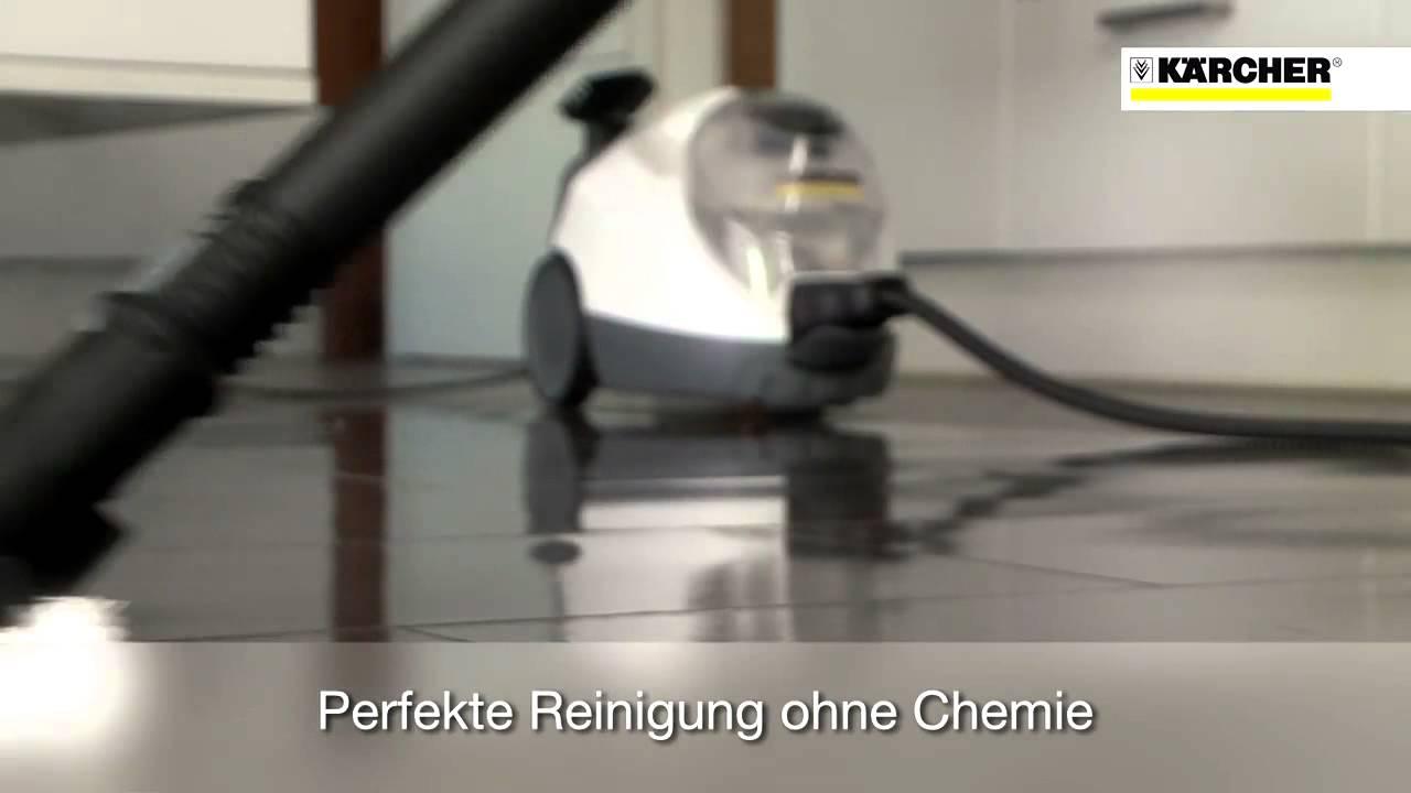 Karcher Dampfreiniger Youtube