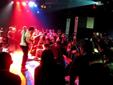 The Dillinger Escape Plan - Panasonic Youth (live Kuala Lumpur, Malaysia)