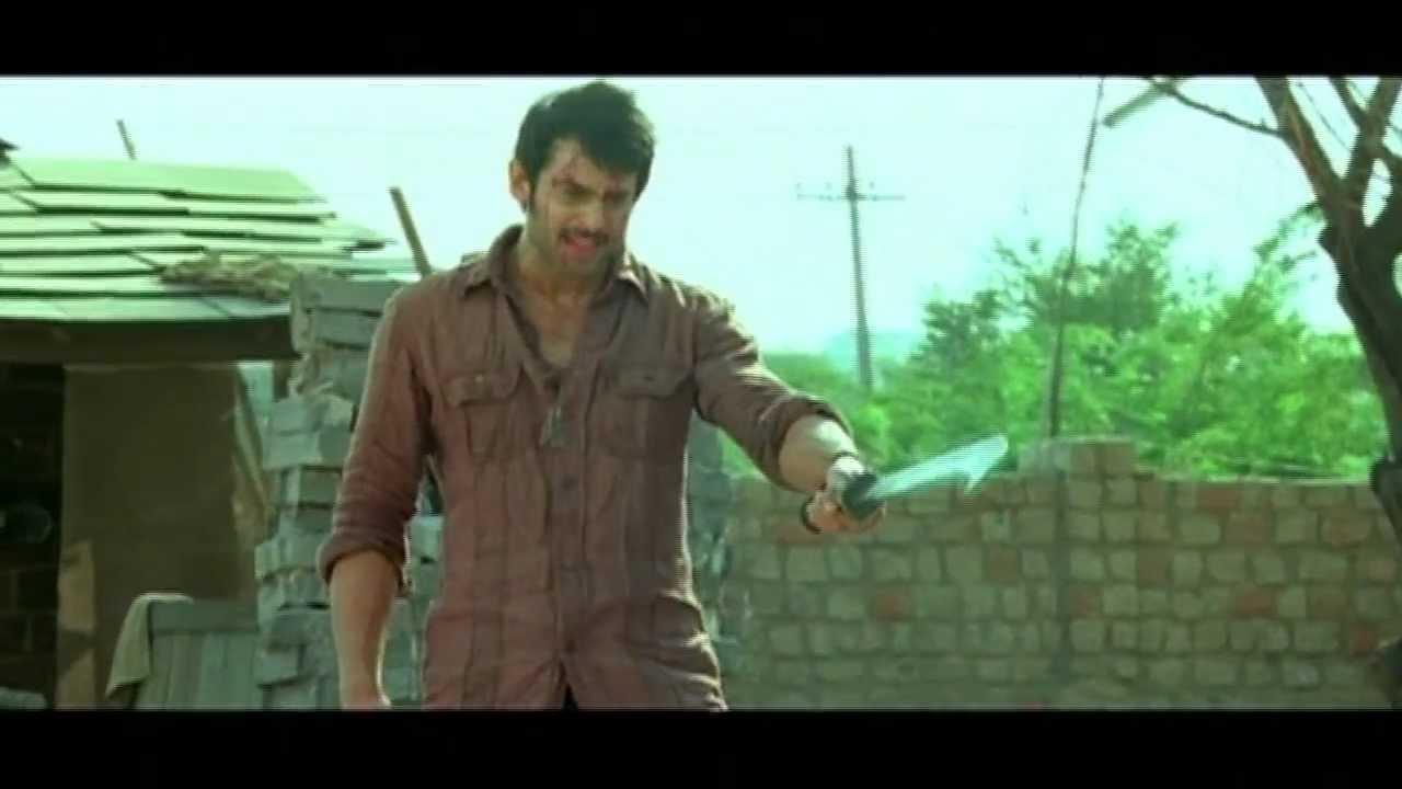 Mirchi Movie Theatrical Trailer: Prabhas Mirchi Theatrical Trailer