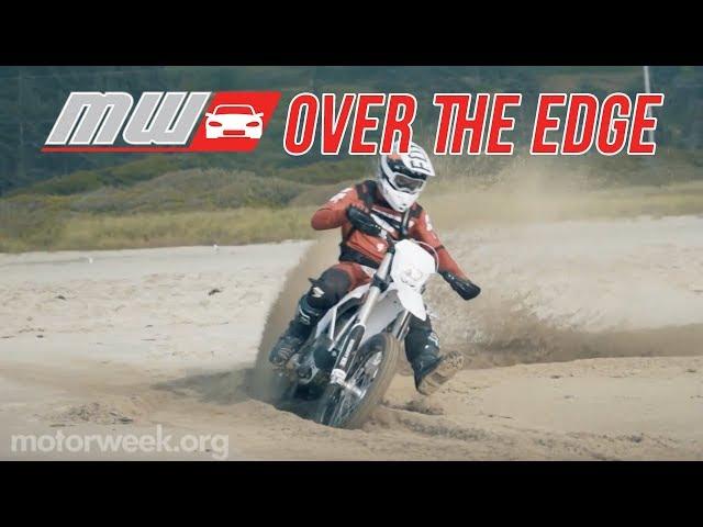 Over the Edge: Alta Motors Electric Dirt Bikes