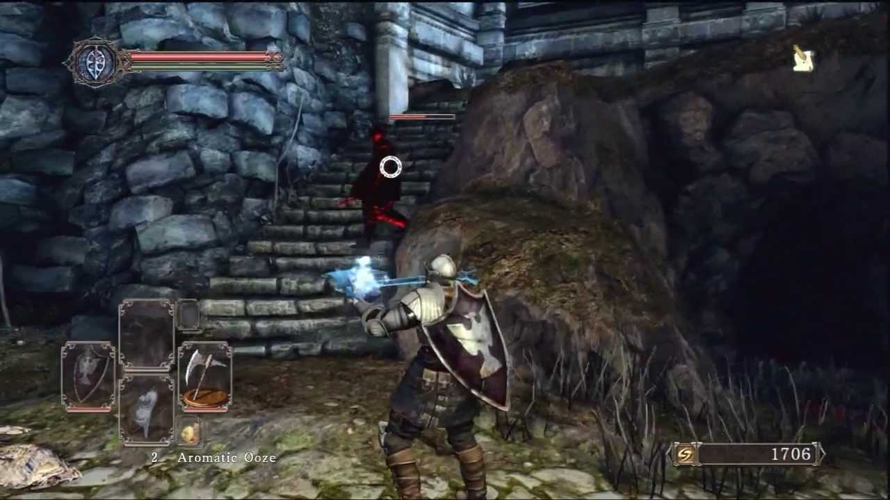 Dark Souls 2 Beta Prepare To Preview: Soldier Gameplay [Resistance Build