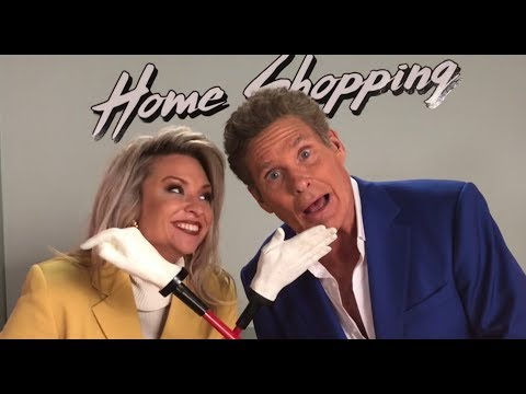 Netflix Commercial David Hasselhoff & Tara Phillips