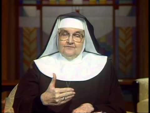 Mother Angelica Live - from March 7, 1995- The Our Father