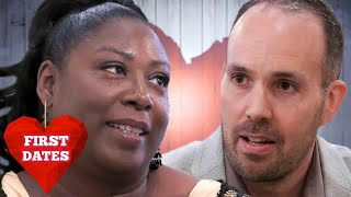 Female Sumo Wrestler Worries About Intimidating Men | First Dates