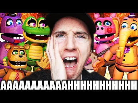 MEDIOCRE MADNESS! WHY SCOTT?! New Info  ULTIMATE CUSTOM NIGHT FOR FNAF 6 IS COMING