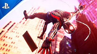 Spider-Man Miles Morales | 6 New Suits & Gameplay Breakdown | Boss Fights