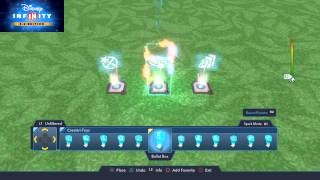 Disney Infinity 3.0 Toybox Game Maker Tutorial