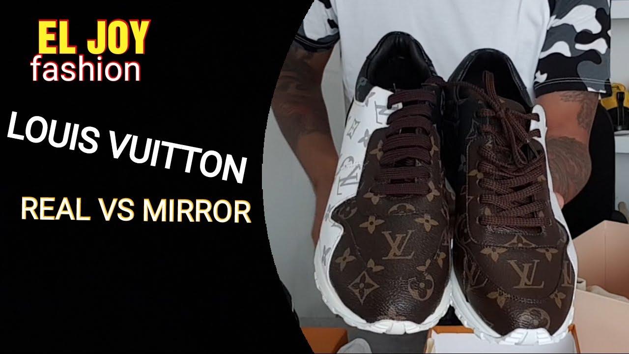 review original vs mirror Louis vuitton