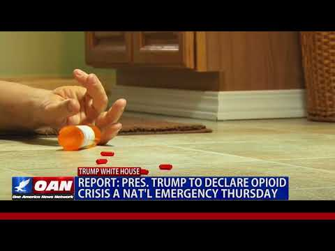 Trump to Declare Opioid Epidemic a National Emergency