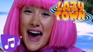 Lazy Town | Lazy Town Music Video Mega-Mix!