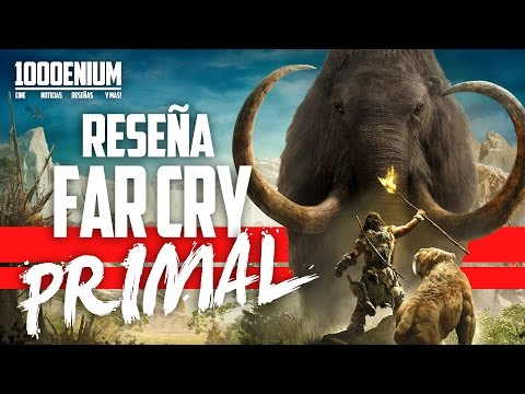 RESEÑA FARCRY PRIMAL CRITICA / ANALISIS / OPINION / REVIEW / HD