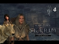 """Let's Roleplay Skyrim SE Episode 4 / Lyra's Story """"A Lot to Learn"""""""