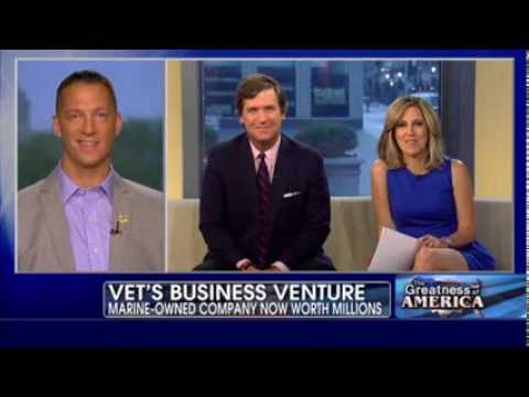 Rob Dyer RuckPack Interview with Fox and Friends Weekend