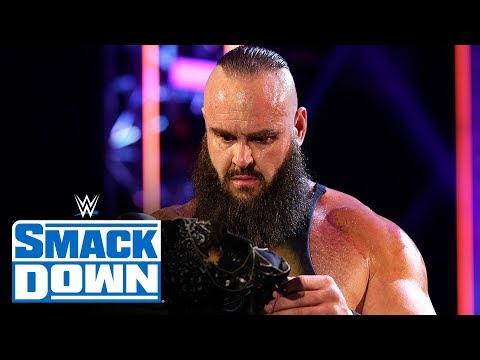 Bray Wyatt surprises Black Sheep Braun Strowman: SmackDown, April 17, 2020