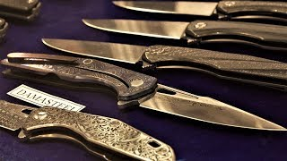 Выставка Ножей!