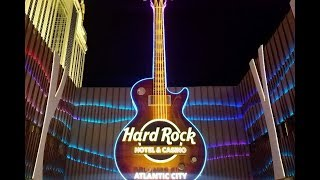Atlantic City 2018 Checking out the New Hard Rock Casino | Ocean Casino