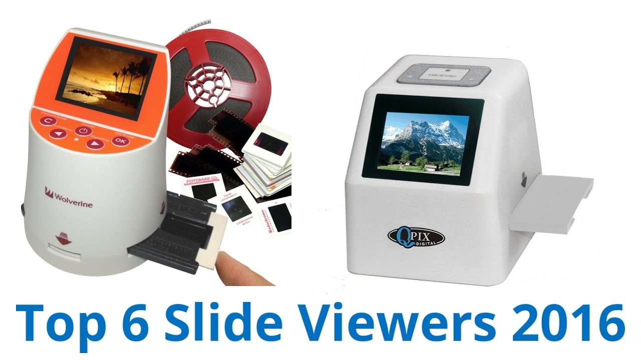 6 Best Slide Viewers 2016 - YouTube