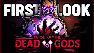 Curse of the Dead Gods - Great New Roguelike