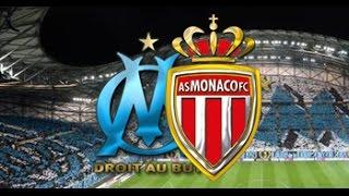 Video Gol Pertandingan Olympique Marseille vs AS Monaco