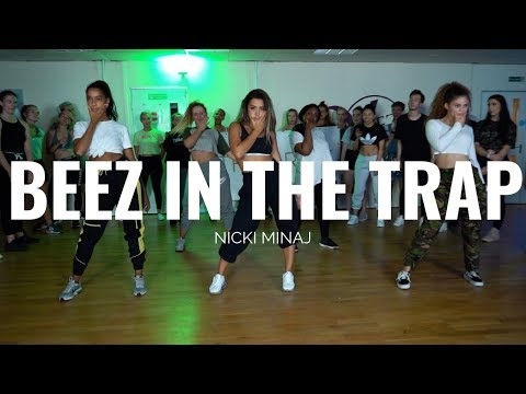 BEEZ IN THE TRAP - Nicki Minaj | Beckie Hughes Choreography | Commercial Dance