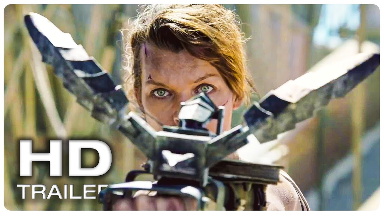 MONSTER HUNTER Trailer #2 Official (NEW 2020) Milla Jovovich, Tony Jaa Action Movie HD