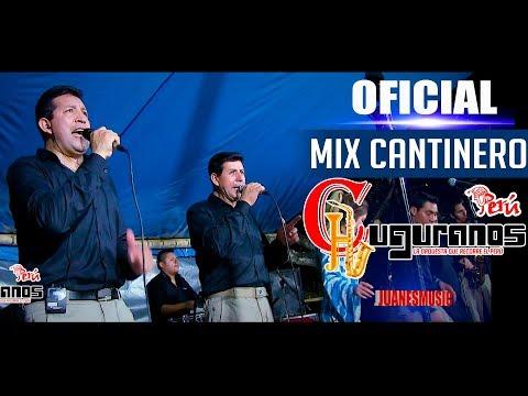 MIX CANTINERO - LOS CHUGURANOS 2018 - CONCIERTO CHALACO BAGUA GRANDE