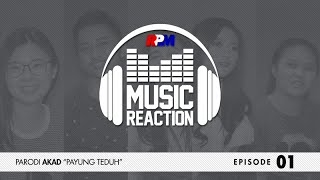 "Video Angkod (Parodi Akad ""Payung Teduh"") Video Reaction download MP3, 3GP, MP4, WEBM, AVI, FLV Juni 2018"