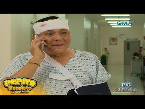 Pepito Manaloto: Si Tommy gustong maaksidente?