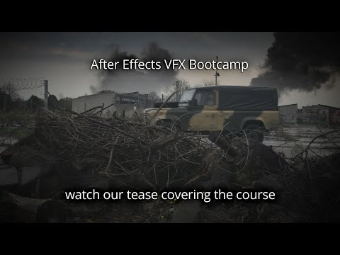 fxphd :: After Effects VFX Bootcamp