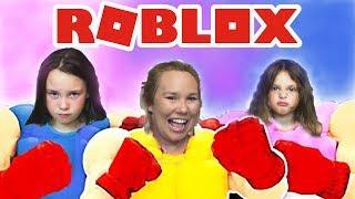 Roblox Simulador de Boxeo Familia Funtastic