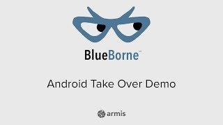 Blueborne - Android Over Te Nemen Demo