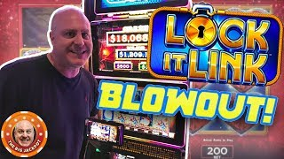 🔑HOW MANY BONUSES CAN I GET?! 🔑 Lock It Link Multi-Game Bonus Blowout! 🎰