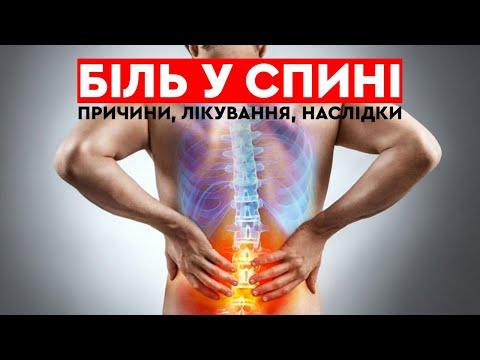 Біль у спині: причини, лікування, наслідки   Наше Здоров'я Z Олександром Васильєвим