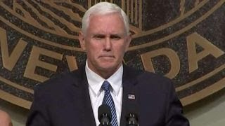 Mike Pence: Today, we are all Vegas strong