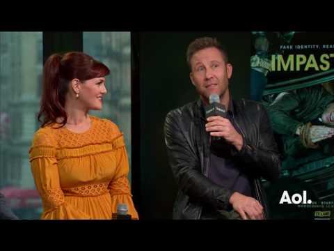 "The Cast Of ""Impastor"" On Season 2 | BUILD Series"