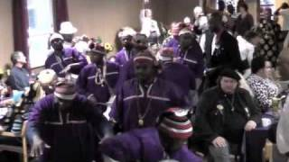 New Yam Festival 2010 - Igbo Union Finland  Part 3