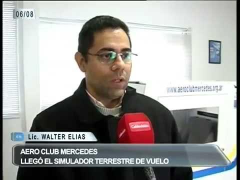 Homologación ETVI en Aeroclub Mercedes (BA)