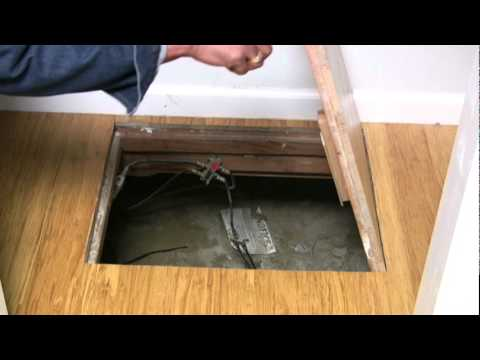 32 Accessing The Attic And Crawl Space Youtube