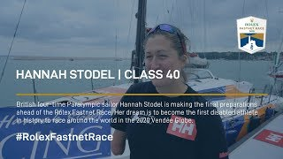 RORC Rolex Fastnet Race Interview