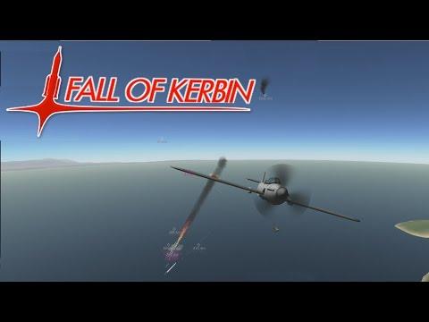 Fall Of Kerbin #14 - Airborne Massacre - Kerbal Space Program