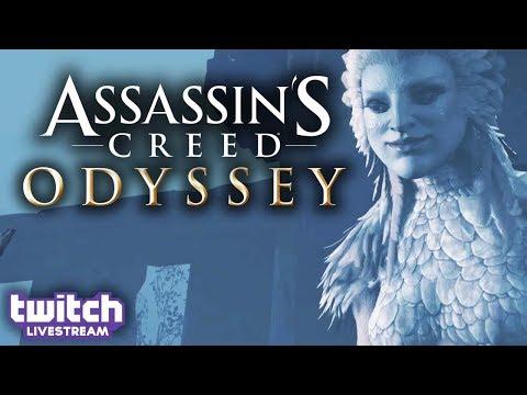 Die Sphinx 🎮 ASSASSIN'S CREED: ODYSSEY #039