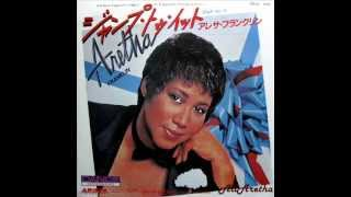 "Aretha Franklin - Jump To It / Just My Daydream - 7"" Japan - 1982"