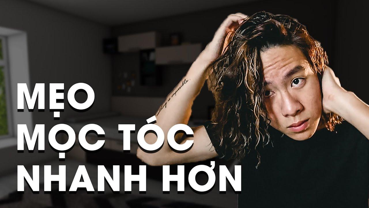 HAIRSTYLE | Những mẹo giúp tóc mọc nhanh hơn | Phi Long Official