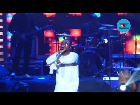 Bright of Buk Bak fame performs 'Chingilingi' at MTN Music Festival