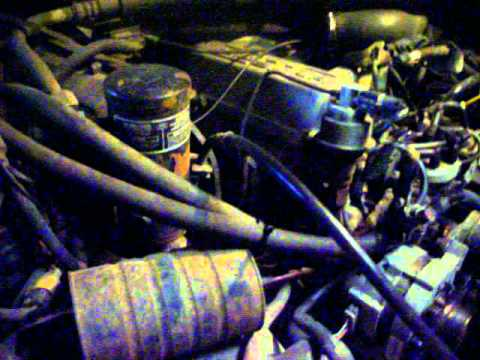 1992 Ford F150 Throttle Position Sensor Replacement Youtube