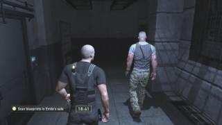 Splinter Cell Double Agent Mission 6- JBA HQ Part 2(No Commentary)