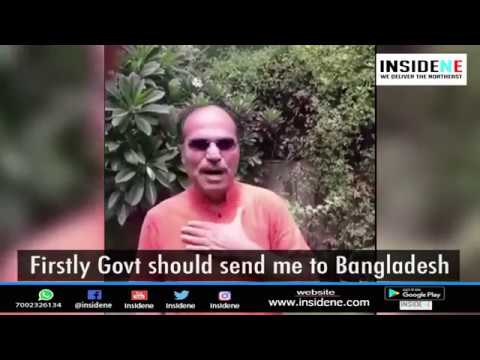 West Bengal Leader Adhir Ranjan Chowdhury Challenges BJP to Send Him to Bangladesh On NRC Basis