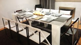 The Junior Giant Console Extending Table | Expand Furniture
