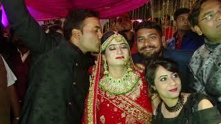 Din Shagna Da || Best Bridal Entry || The Beginning of new life || Sankalp & Khushbu